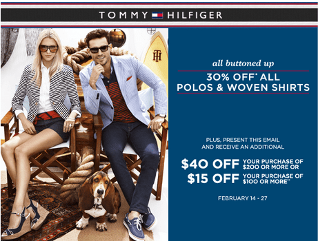 Like women's clothes, Amazon Canada has tons of great options for men's Tommy Hilfiger products, especially outerwear. You'll only find certain colours and sizes on sale, but they'll often be over 50% off so it's well worth the hunt to find the deal.