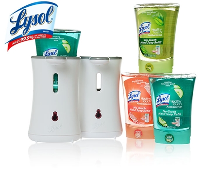 Lysol No Touch 5 Printable Coupon Through Smartsource