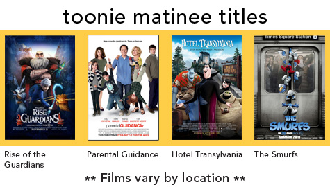 Toonie-titles