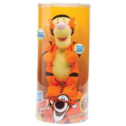 Bounce Bounce Tiger Plush