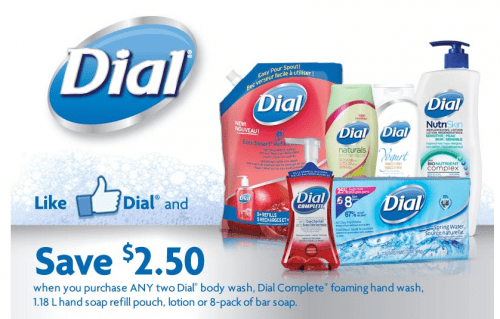 Dial Foaming Hand Wash Deal At Cvs Only 49