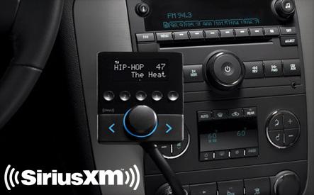 Xm radio deals 6 months