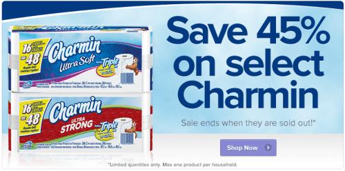 charmin toilet paper extender canada