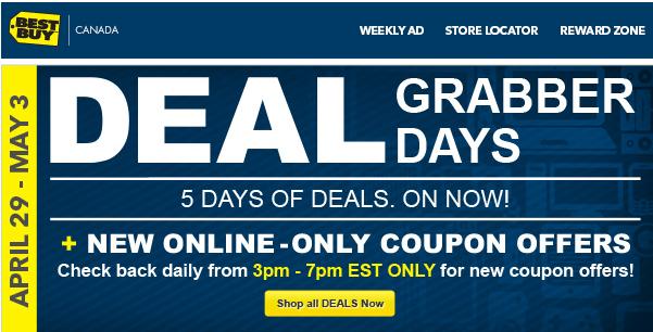Best Buy Deal Grabber