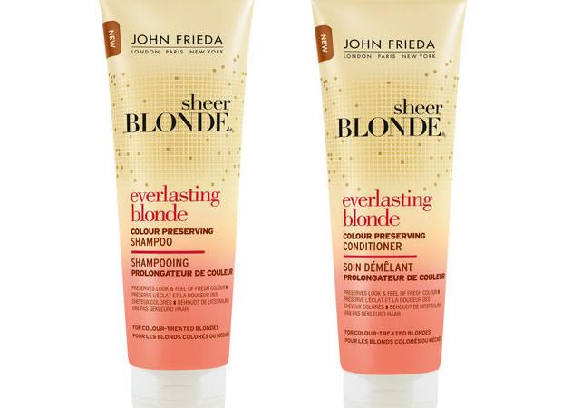John Frieda Sheer Blonde Everlasting Blonde Sample Kits Will Soon ...