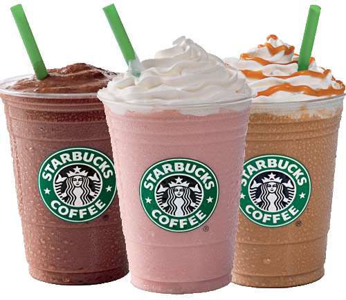 Starbucks Canada: Half Price Frappuccinos May 3rd to The ...