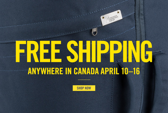 MEC Free Shipping