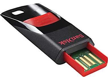 SanDisk 8GB USB Drive