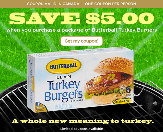Butterball Canada Coupon