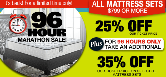 The Brick Canada Marathon Sale On All Furniture