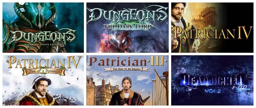 Indie Gala Dungeons