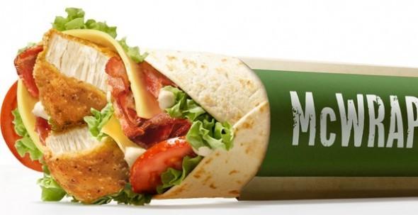 Healthy Food Choices At Mcdonald S