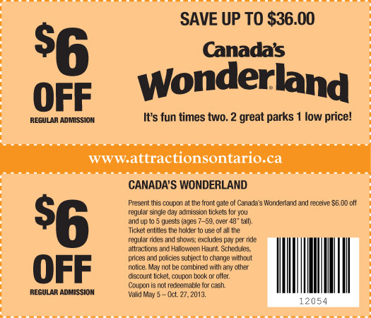 free food coupons toronto