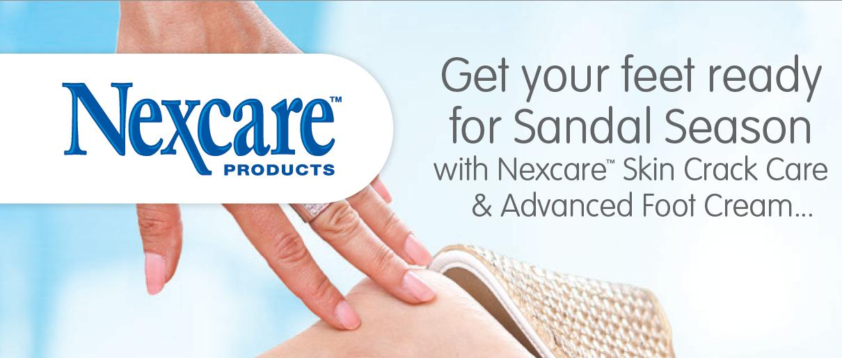 Canadian Coupons Save Nexcare Skin Crack Care