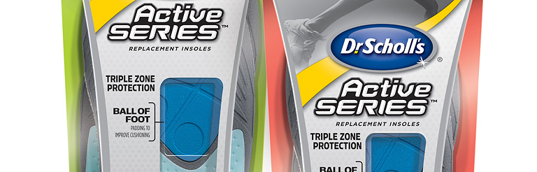 Dr scholl's active series coupon canada