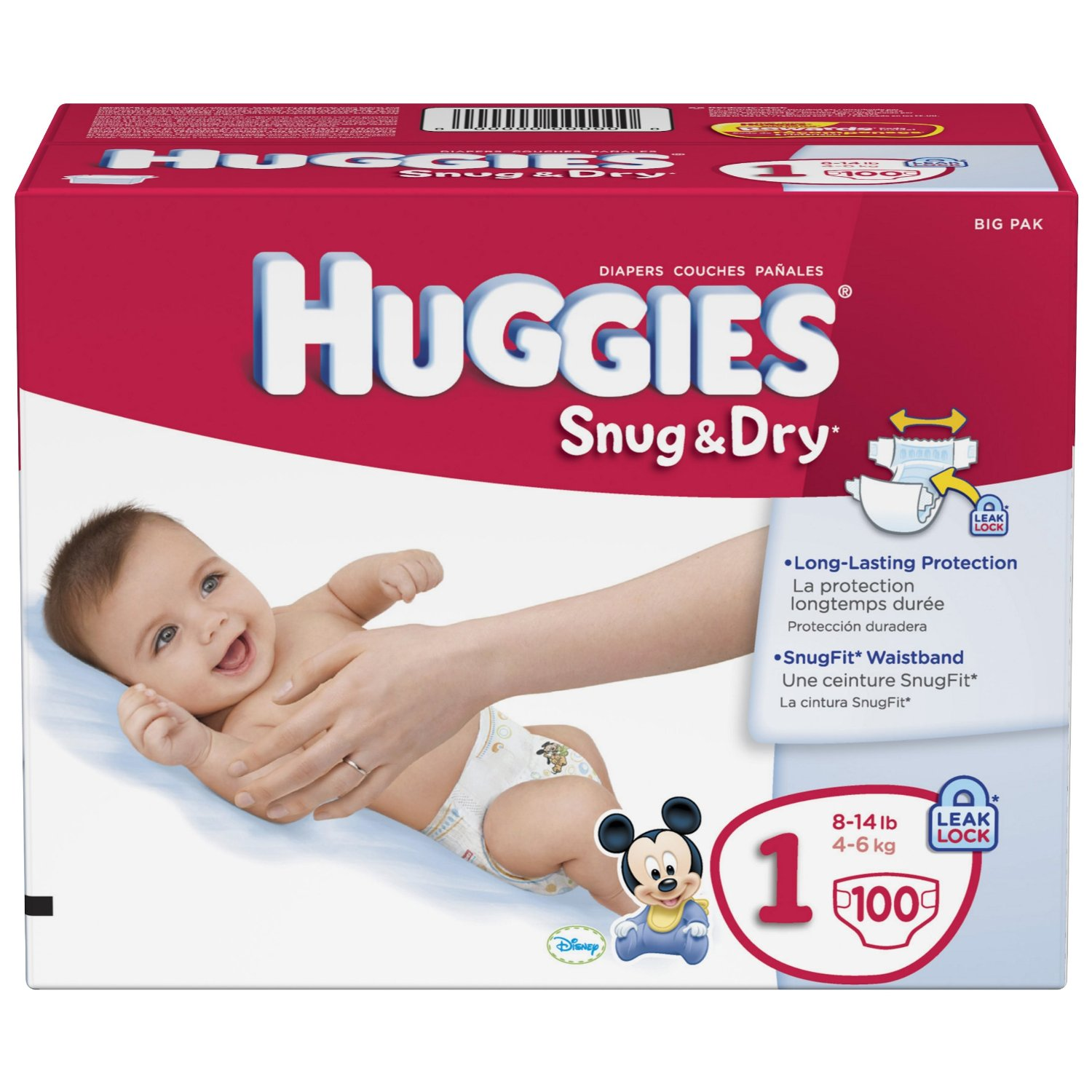 Get coupons for your favorite baby diapers and wipes products from Huggies®. Save money and earn Rewards Points for your Huggies® purchases.