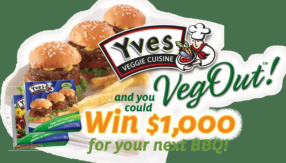 Yves coupons vegetarian