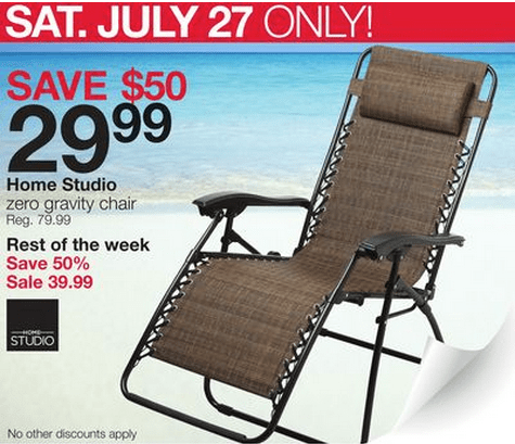 Home Outfitters Canada 1 Day Deal