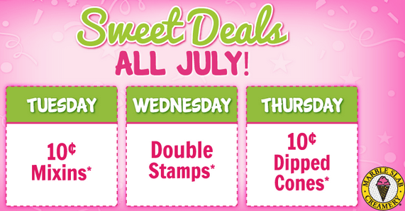 Marble Slab – Summer Deals for July