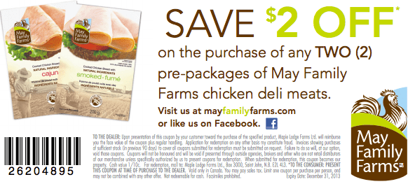 May Family Farms offers