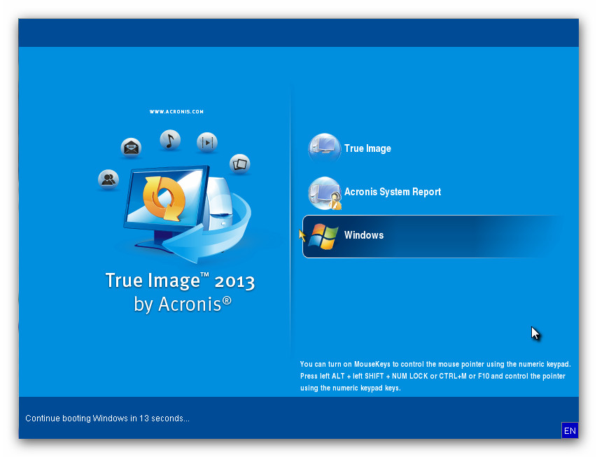 Acronis True Image   Bootable ISO Free Download