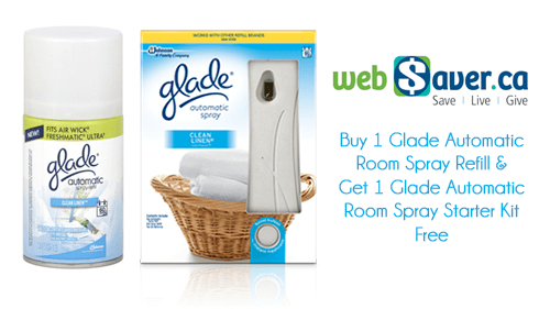 Glade coupons by mail