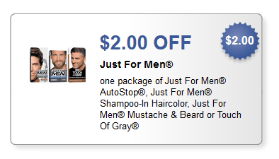 picture about Just for Men Printable Coupon referred to as Canadian Discount codes: Help save $2 upon Simply just For Adult males *Printable Coupon