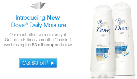 photograph regarding Printable Dove Coupons known as Dove Canada Hair Treatment Printable Coupon: Help you save $3 upon Dove Hair
