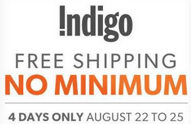 Indigo, Chapters & Coles Canada offer