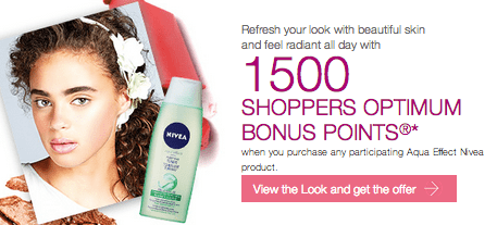 Shoppers Drug Mart Bonus Points