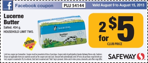 Lucerne coupons