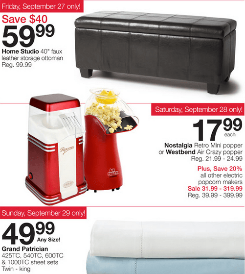Home Outfitters Canada offers