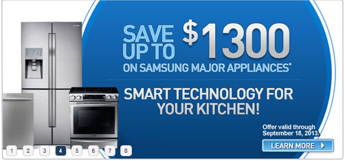 Lowe's Canada Offers: Save Up To $1300 On Samsung Smart Washer and Dryer Pair | Canadian ...