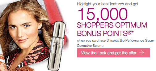 Shoppers Drug Mart 30 Days of Beauty