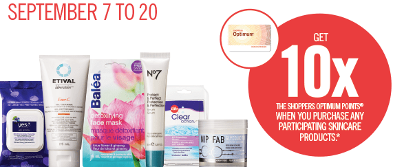 Shoppers Drug Mart Canada Offers