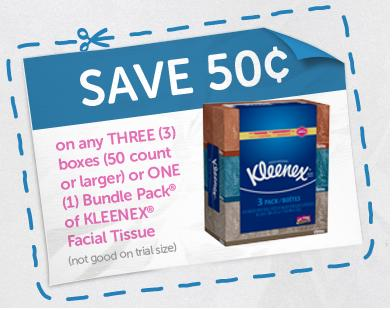 picture relating to Kleenex Printable Coupon called Canadian Discount codes: Help save $0.50 Upon Kleenex *Printable Coupon