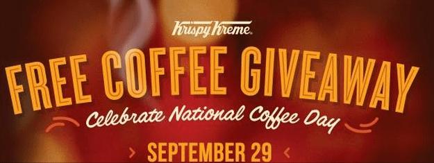 free-coffee-krispy-kreme