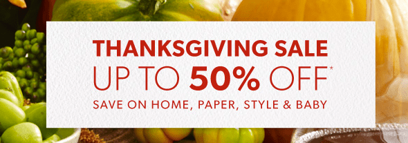 Chapters indigo canada thanksgiving sale up to 50 off for Home decorators coupon 50 off 200
