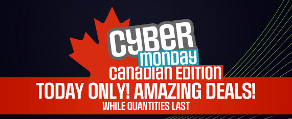 Sears Canadian Cyber Monday Deals