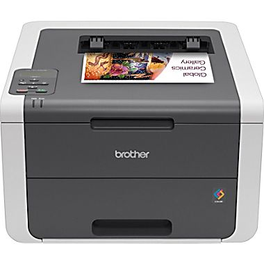 Staples Brother HL3140CW Wireless Colour Laser Printer For 9998 Free Shipping