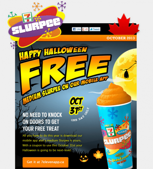 Seven eleven coupons