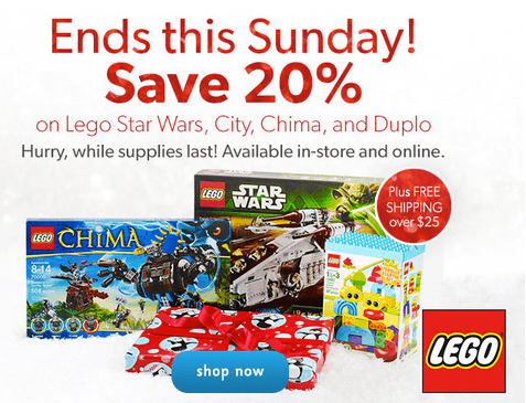 picture regarding Lego Printable Coupon identify Lego discount coupons canada / Roc pores and skin treatment coupon codes 2018
