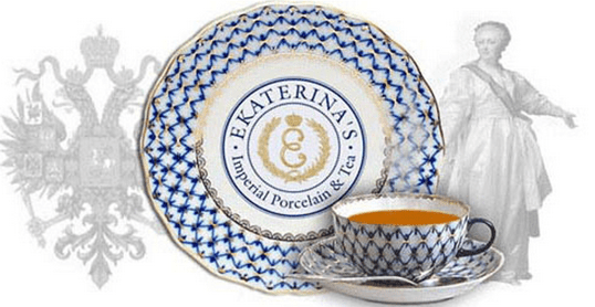 Ekaterina's Imperial Porcelain & Tea Freebie