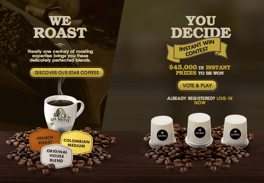 Keurig Canada: $45,000 in Instant FREE Giveaways | Canadian