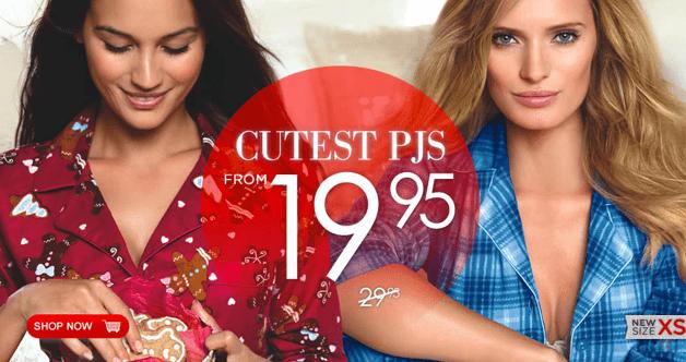 La Vie en Rose Canada Delas: Women's Pajamas at $19.95   75% Off ...