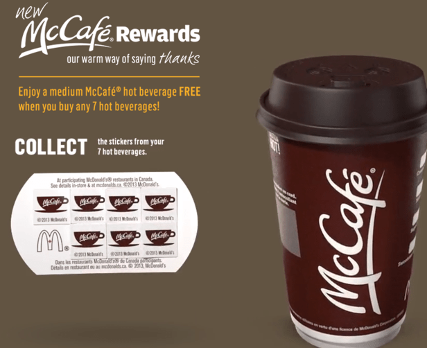 mcdonalds rewards Case page about the mcdonald's app for the dutch market by jenny  enable  rewards, loyalty and geo-targeted offers to be delivered with measurable results.