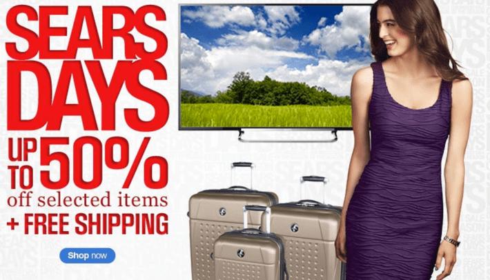 Sears Days Deals