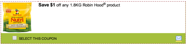 SmartSource Canada Robin Hood