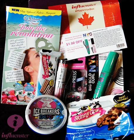 Influenster Finally Came To Canada – Free Beauty and Snack Samples ...