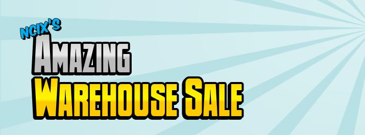 NCIX Warehouse Sale